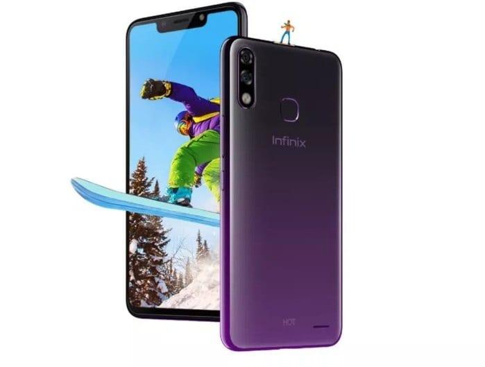 infinix hot 7 Smartphone