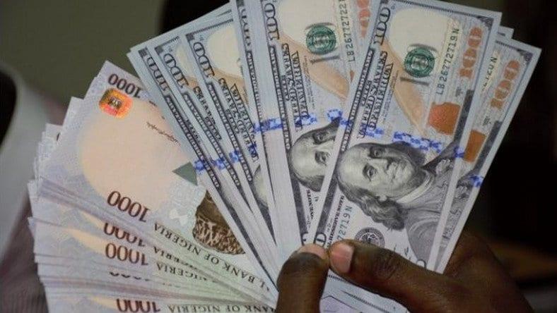 100 Dollars to Naira