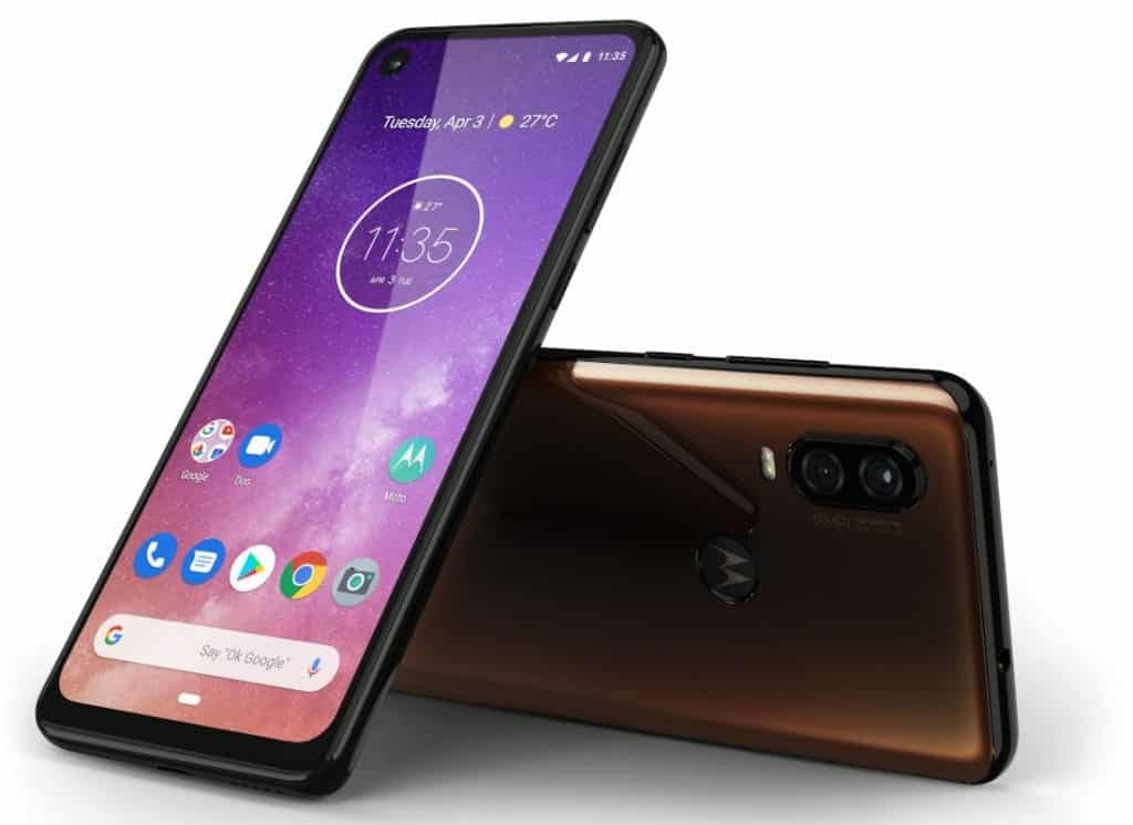 Motorola One Vision Smartphone