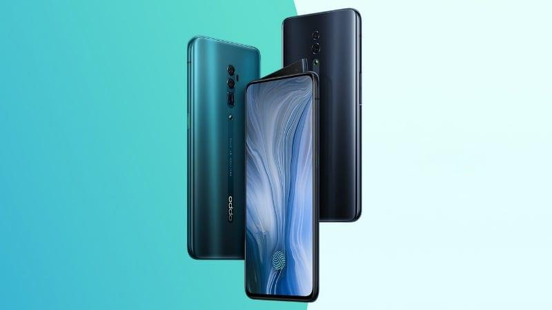 OPPO Reno 10x Zoom Edition Smartphone