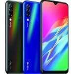 Tecno Camon i4 with triple rear camera and Android 9 Pie