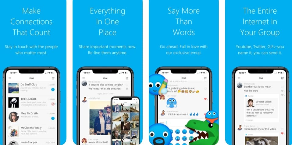 GroupMe for iPhone