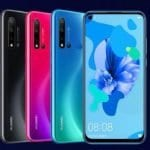 HUAWEI Nova 5i Smartphone launched with 8GB RAM, Quad rear cameras and hole-punch