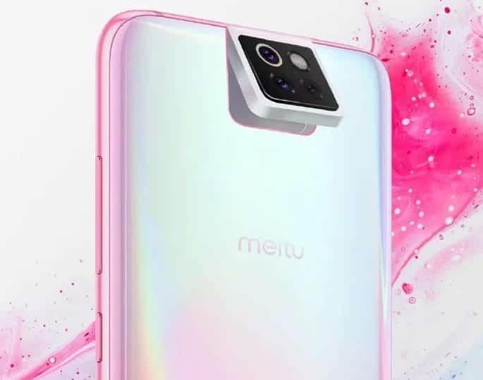 Xiaomi and meitu cc flip phone