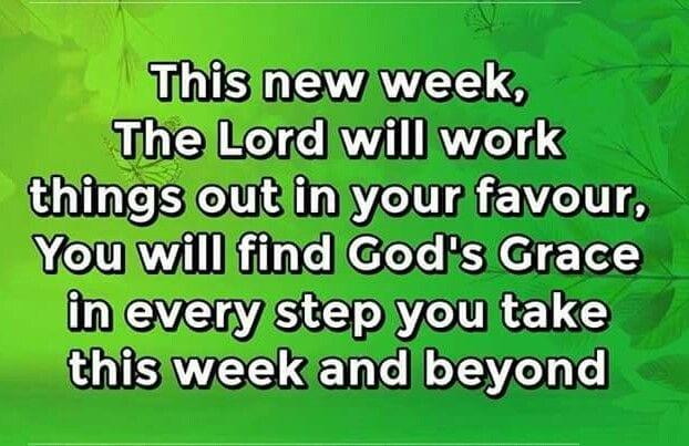 monday prayer quotes