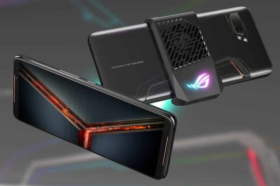 ASUS ROG Phone II smartphone