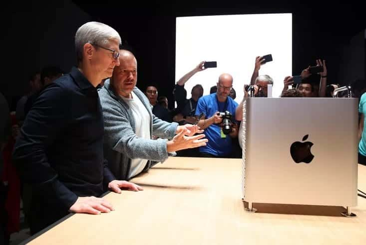 Jony Ive lost interest because Tim Cook showed little interest in product design