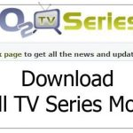 Www 02tvseries / o2tvseries com are the same - All your favorite TV series download in one place