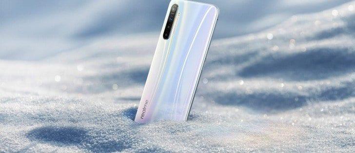 Realme XT phone