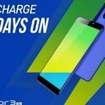 Tecno Pouvoir 3 Air with 1GB RAM, Android Go Edition and 5000mAh battery