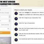 2020 WAEC Result Checker - How to Check WAEC Result via WAECDIRECT online