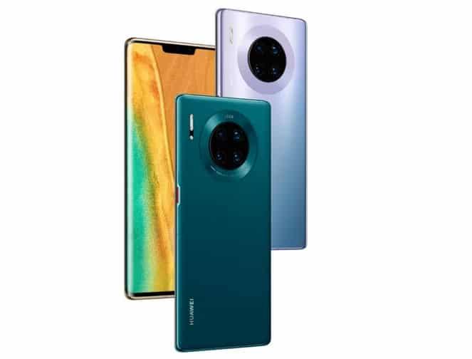 HUAWEI Mate 30 Pro phone