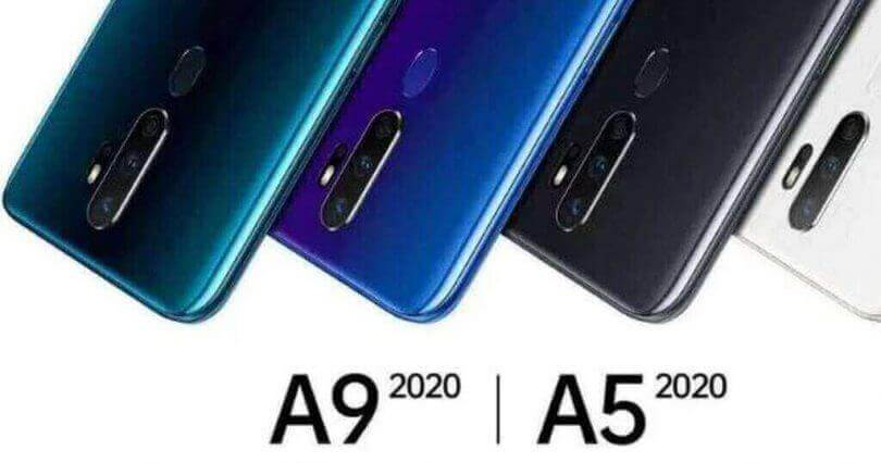 Oppo A9 2020 and Oppo A5 2020