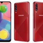 Galaxy A70s announced as Samsung's first phone with 64-megapixel triple rear cameras