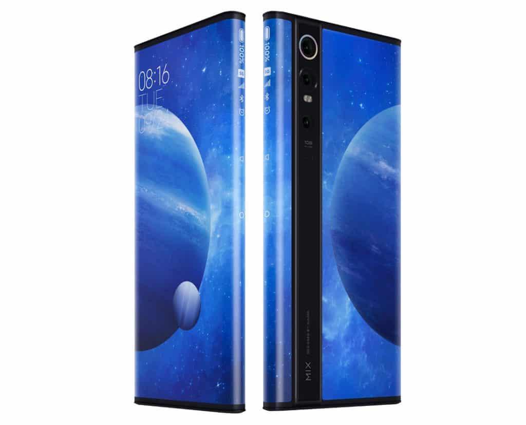 Xiaomi Mi MIX Alpha phone