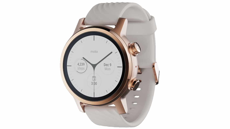 Moto 360 3rd Generation smartwatch
