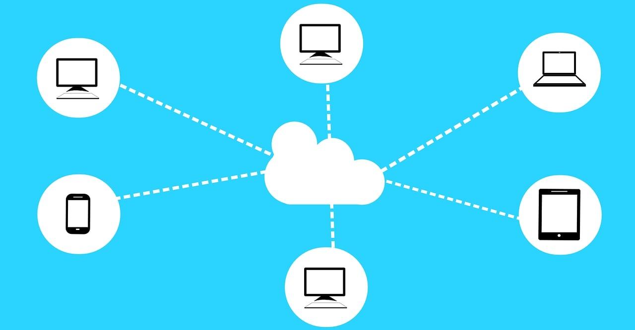cloud computing - Photo by Nikin / Public Domain