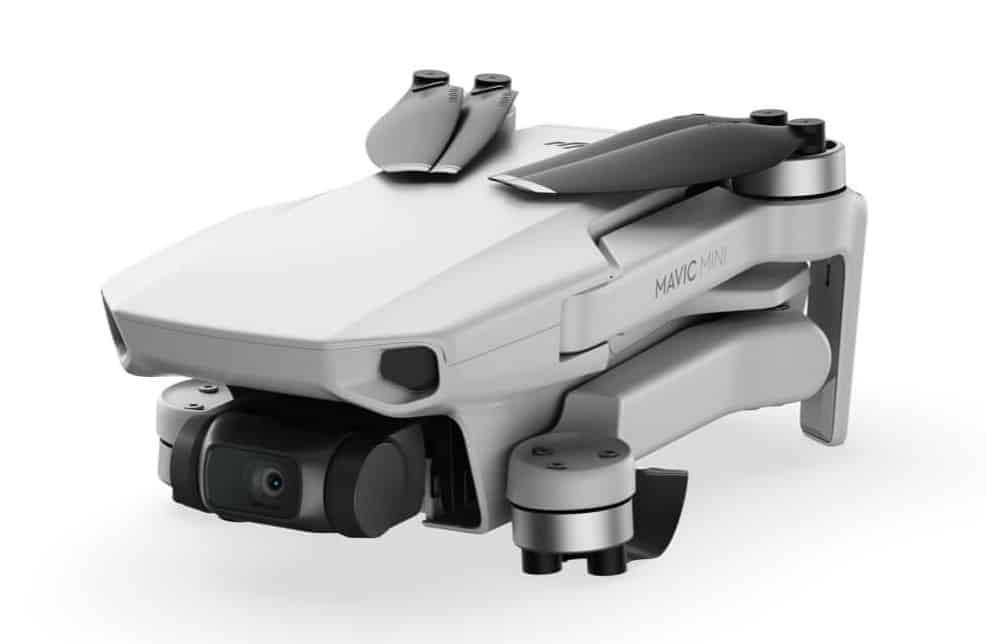 DJI Mavic mini ultra-light foldable drone