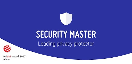 Security Master Antivirus, and Booster