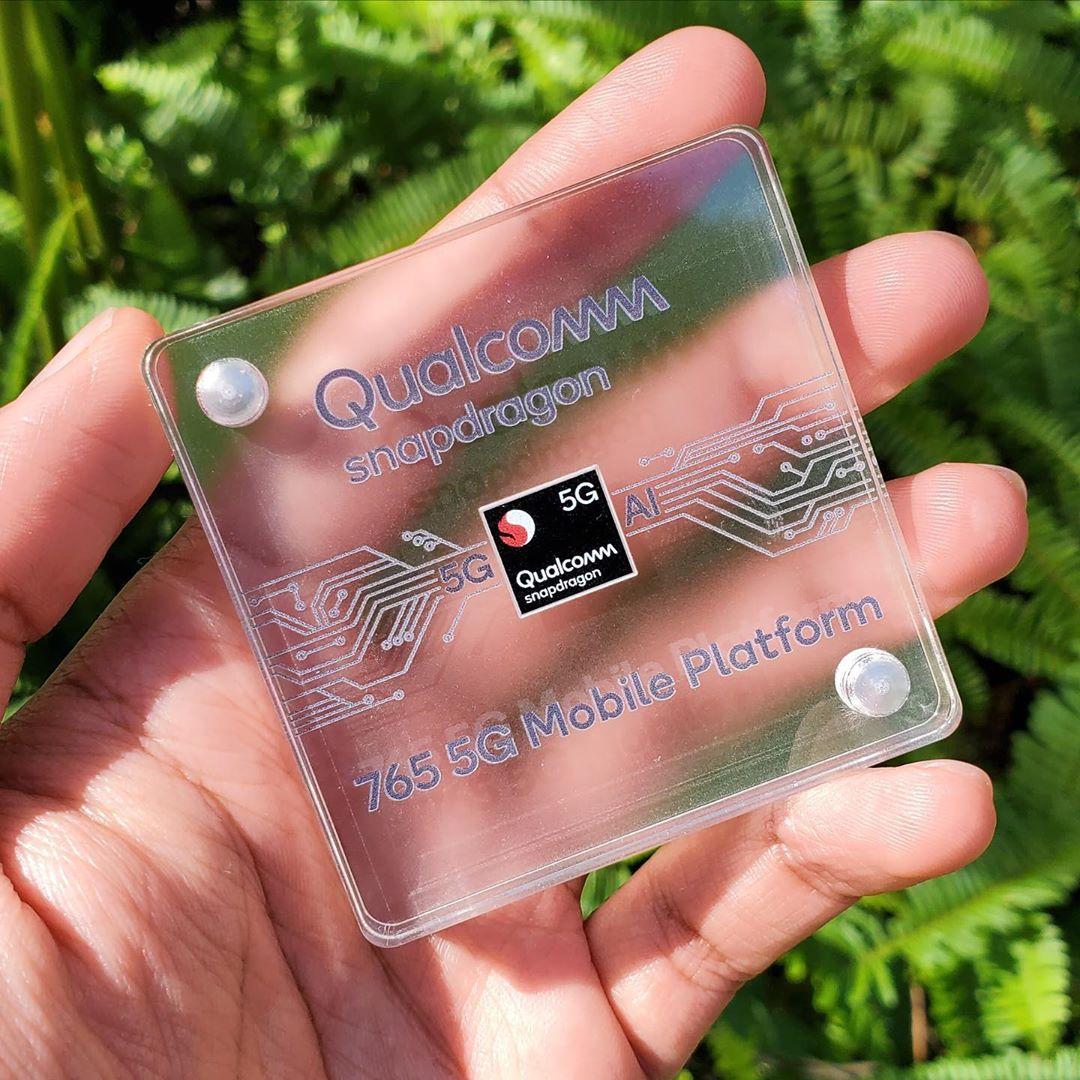 Qualcomm Snapdragon 765 5G mobile platform