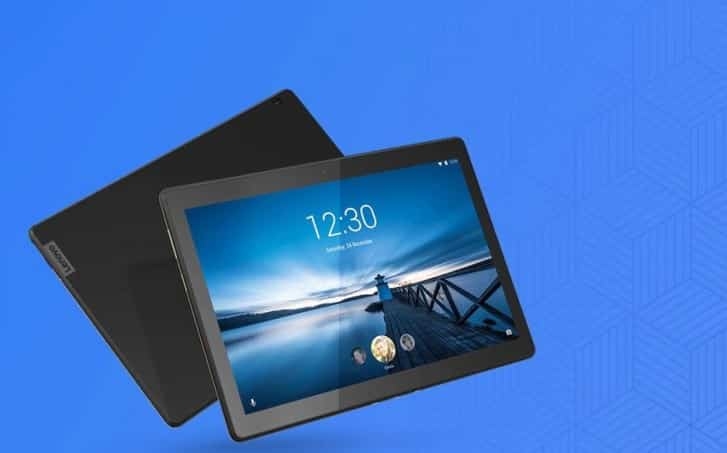 Lenovo M10 FHD REL tablet