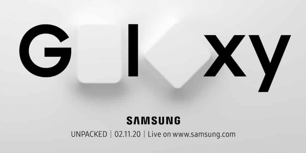 Samsung Galaxy Unpacked event