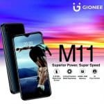 Gionee M11, M11s and M11 Pro series now officially launched in Nigeria