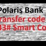 Polaris bank transfer code *833# - Transfer funds, buy airtime, & pay bills