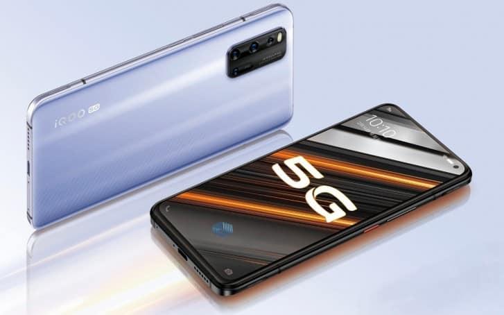 iQOO 3 and iQOO 3 5G