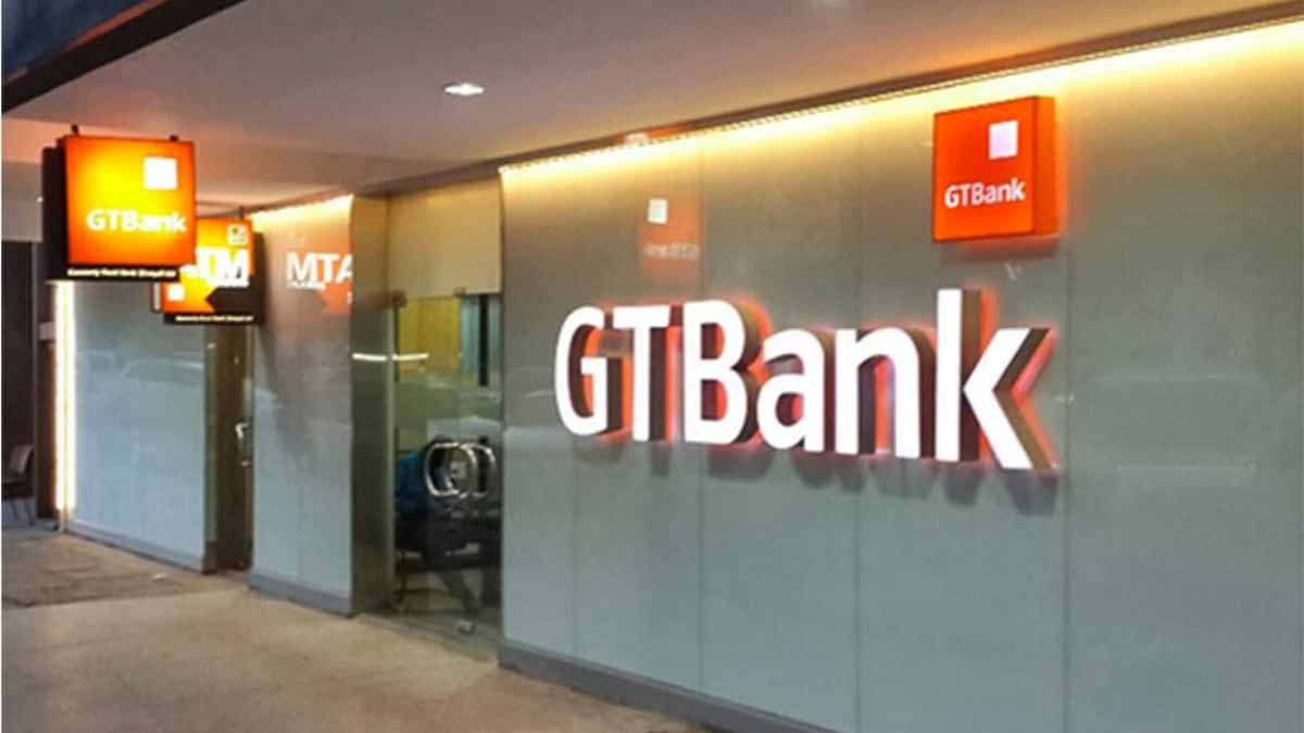 GTbank Dollar to Naira exchange rate today