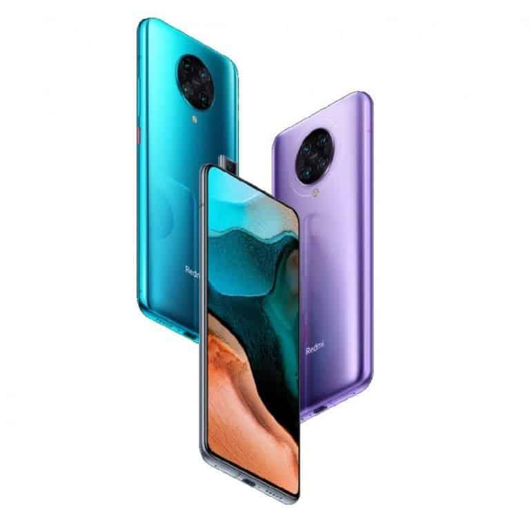 Redmi K30 Pro phone