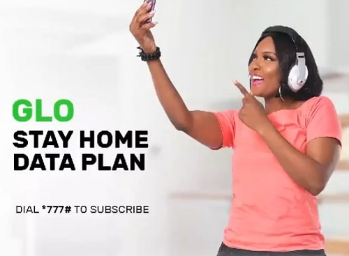 Glo stay home data plan