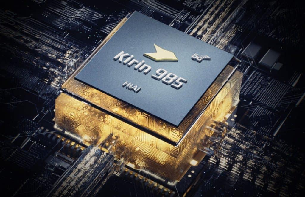 HUAWEI Hisilicon Kirin 985 chipset