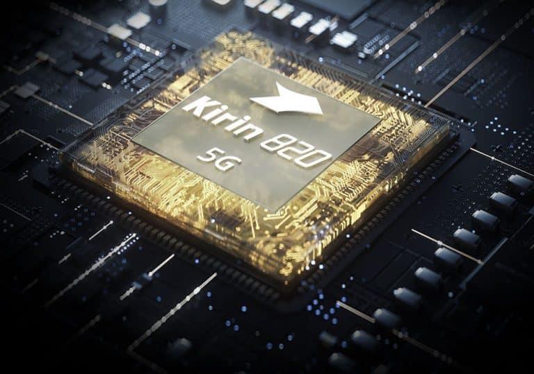 Huawei HiSilicon Kirin 820 5G SoC