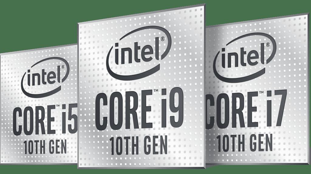 Intel 10th Gen Mobile H Series