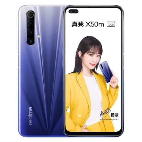 Realme X50m phone