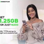 How to activate Glo 1.25GB for N200 - Sunday Data Plan