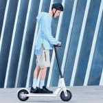 Xiaomi mi electric scooter 1s announced in China with 30km battery life
