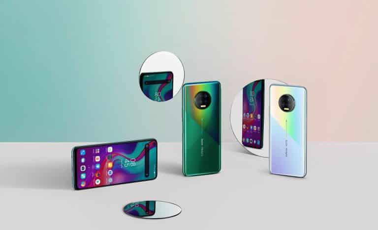 Infinix Note 7 phone