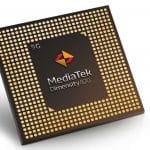 MediaTek Dimensity 820 chips announced with support for up to 120Hz displays