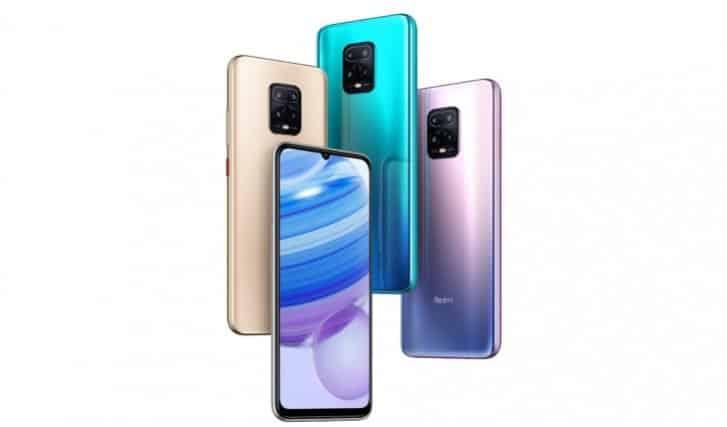 Redmi 10X 5G phones