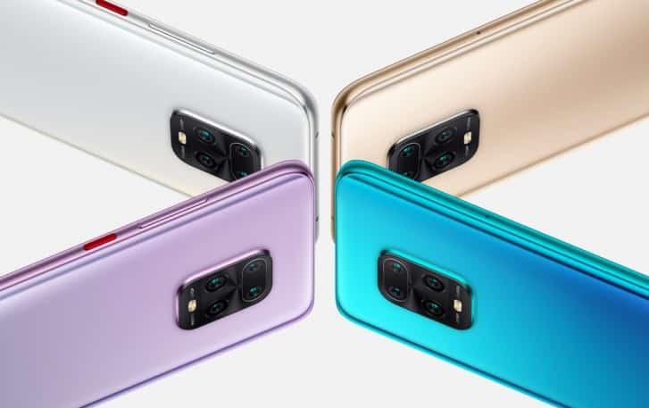 Redmi 10X 5G series