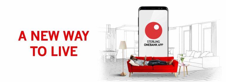 Sterling bank app