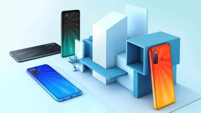 Tecno Spark 5 phone