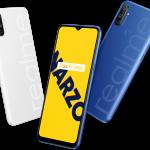 Realme Narzo 10 and Realme Narzo 10A announced with 5000mAh