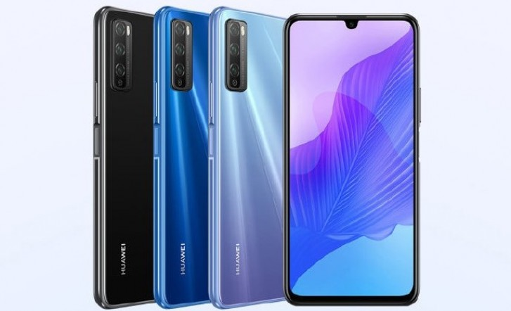 HUAWEI Enjoy 20 Pro phone