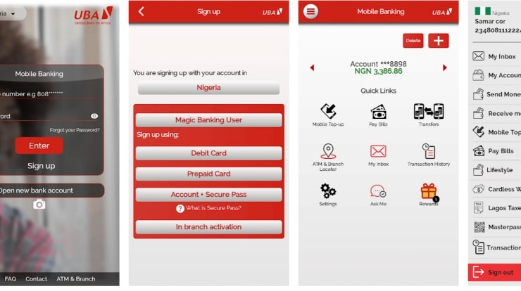 How to Setup and Generate UBA Secure Pass