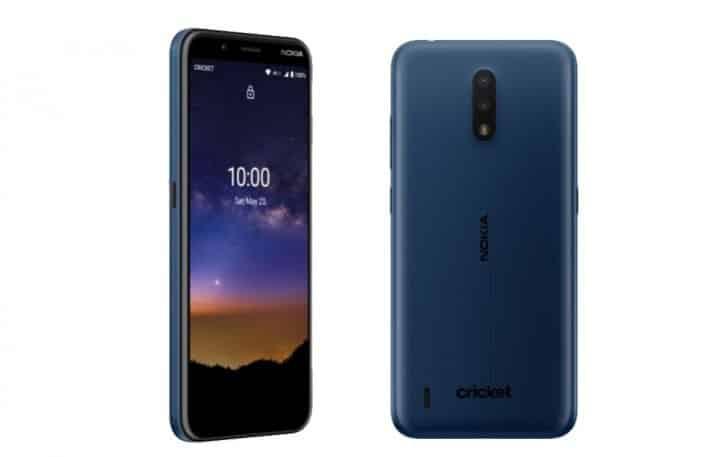Nokia C2 Tava and Nokia C2 Tennen