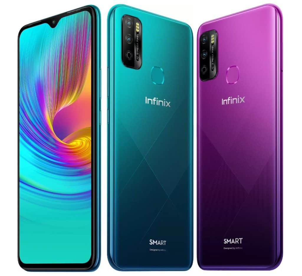 Infinix-Smart 4 Plus
