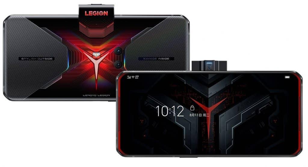 Lenovo Legion Phone Duel gaming phone